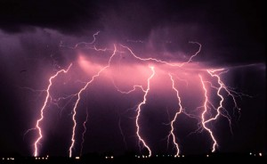 Heat Lightning: Flash Fiction