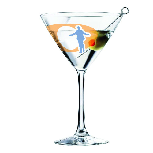 fb martini glass - with shadow